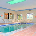 Regency Inn & Suites St. Augustine Beach Indoor Pool